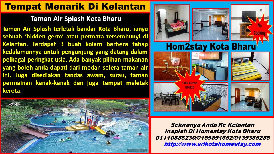 Homestay Kota Bharu. Taman Air Splash-https://pnext.biz/member_iklan/HomestayKota Bharu  Taman Air Splash.jpg
